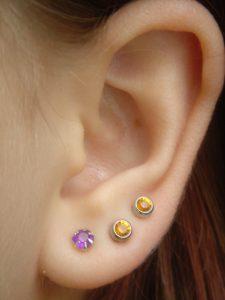 Breckenridge ear piercing