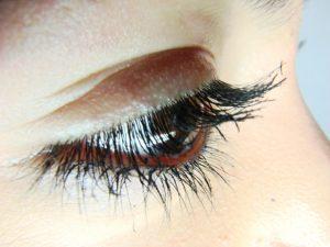 Breckenridge eyebrow and lash tinting