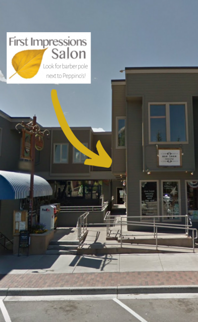 610 Main Street Frisco Image Salon